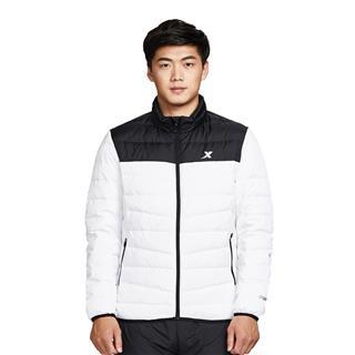 【明星同款】特步 专柜款 男子羽绒服  林更新同款保暖防风外套983429190623