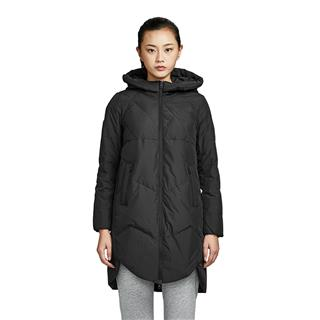 特步 专柜款 女子舒适保暖长款羽绒服983428190681