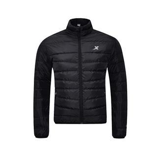 【明星同款】特步 专柜款 男子羽绒服  保暖外套983429190623