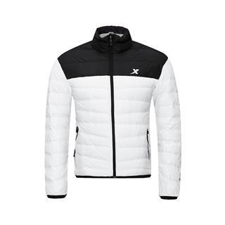 【明星同款】特步 专柜款 男子羽绒服  林更新同款保暖外套983429190623