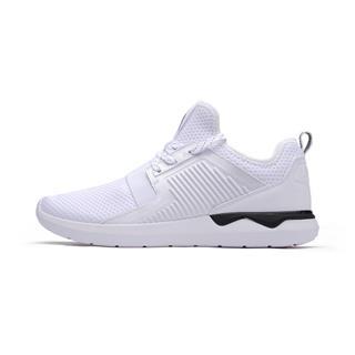特步 男子跑鞋 舒适时尚耐磨系带男运动鞋982119119073