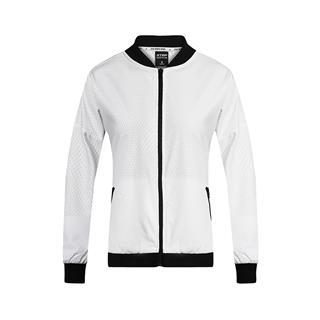 特步 专柜款 女子保暖夹克 时尚舒适轻便潮流青春校园运动外套982128130306