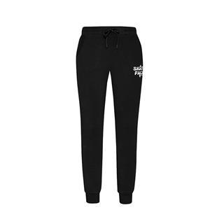 特步 专柜款 女子针织长裤 轻便舒适时尚潮流简约系带女运动裤982128631307