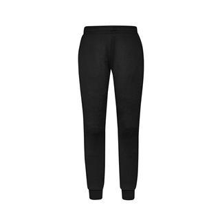 特步 专柜款 女子针织长裤 时尚简约健身运动收脚裤982128631314