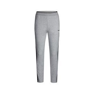 特步 专柜款 女子针织长裤 活力健身轻便透气修身长裤982128631379
