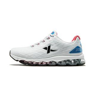 特步 女子跑鞋 19秋冬新品全掌气垫科技轻便缓震耐磨跑鞋881118119286