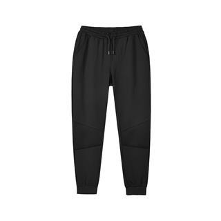 特步 男子针织长裤  都市系列时尚舒适休闲裤882329639124