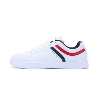 特步 男板鞋 休闲舒适百搭 潮流π系列板鞋985119313559