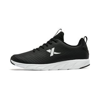 特步 男子跑鞋 19冬季新款时尚耐磨系带健身运动鞋881119119360