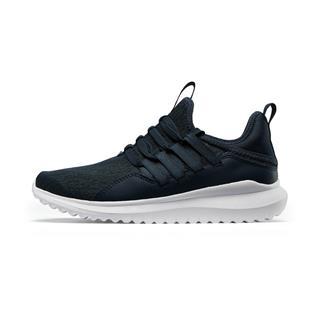 特步 男子跑鞋 19春季新款缓震休闲系带健步运动鞋881119119232