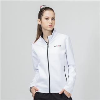 特步 女针织上衣 冬新款加厚保暖舒适立领运动外套882428069516