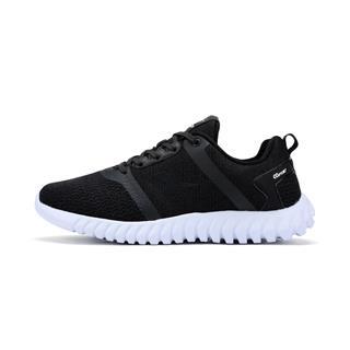 特步 专柜款  春季男子跑鞋 柔立方科技舒适跑步鞋983119115991