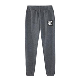 特步 男子秋季舒适百搭运动时尚针织长裤882329639358