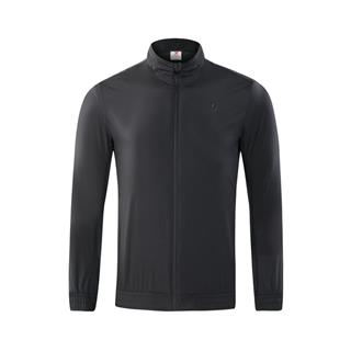 特步 专柜款 男子保暖夹克 秋冬新款时尚休闲保暖运动外套982329130308