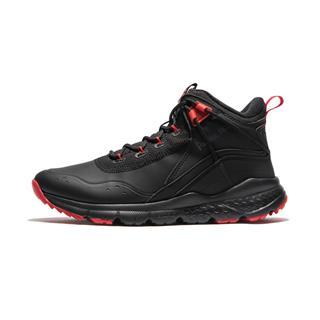 特步 专柜款 男子户外鞋 冬季新款时尚高帮系带耐磨户外运动鞋982419171555
