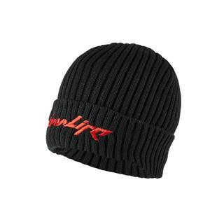 特步 男女针织帽 2018冬季新款都市休闲时尚简约潮流翻边柔软舒适帽882437229015