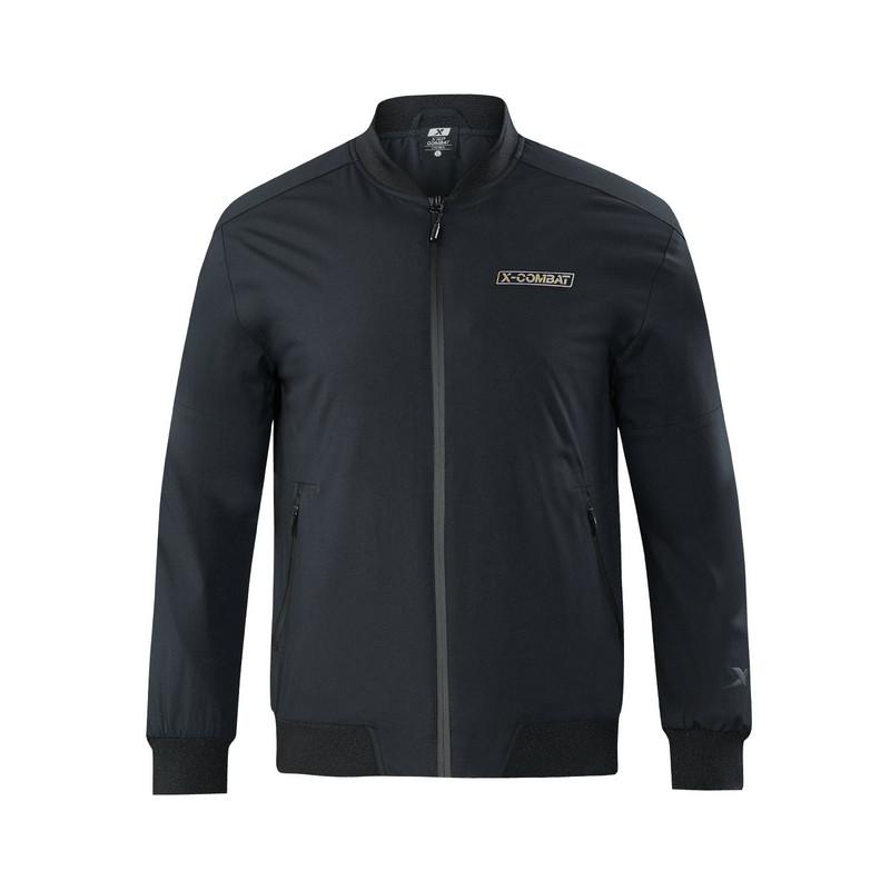 特步 专柜款 男子冬季新款轻便保暖薄棉服982429170368