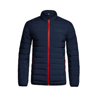 特步 专柜款 羽绒服男冬季新款男装加绒加厚保暖运动外套上衣舒适983429190615