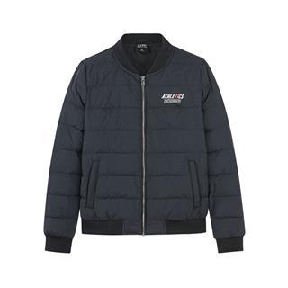 特步 专柜款 女子羽绒服 冬季新款简约舒适保暖活力运动外套982428190793
