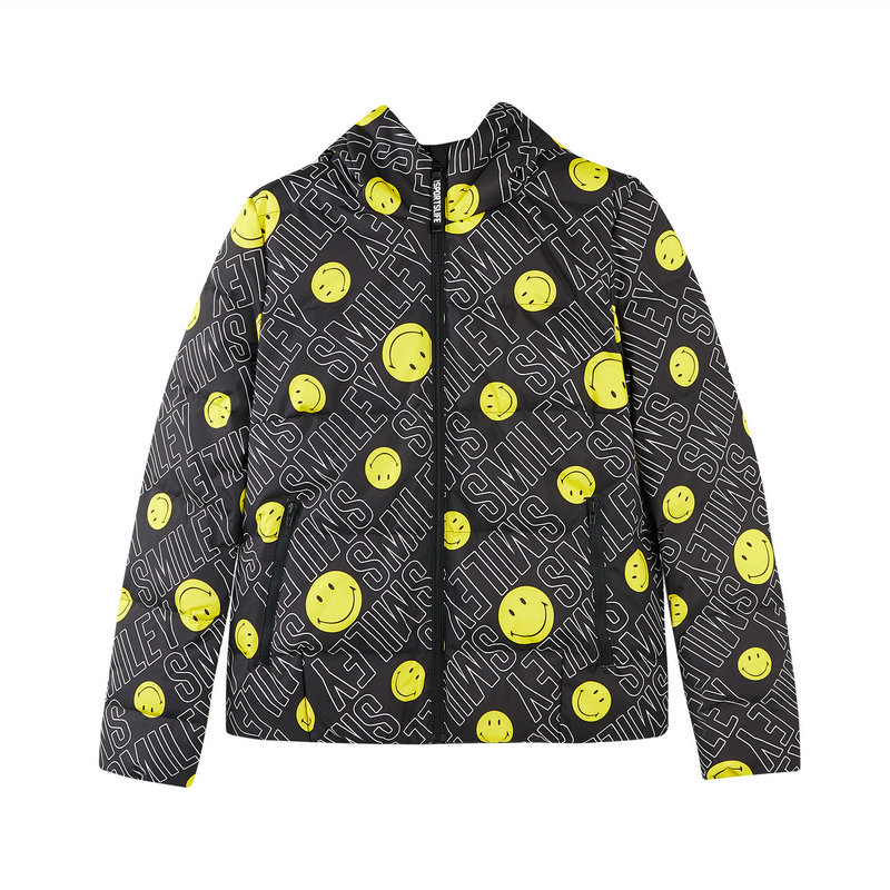 【Smiley】特步 专柜款 女装运动装羽绒服2018秋冬新款正品短款保暖轻薄982428190789