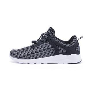 特步 专柜款 男童休闲鞋 时尚舒适飞织透气运动鞋682115326026
