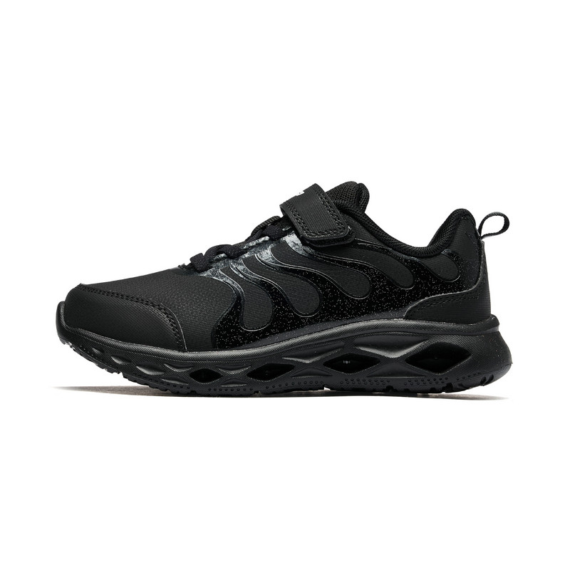 特步 专柜款 男女童跑鞋 时尚轻便休闲儿童运动鞋682316113001