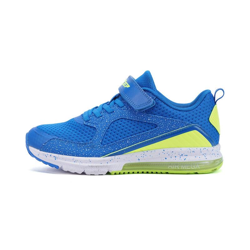 特步 专柜款 男童跑鞋 新款网面透气中大童休闲儿童运动鞋682115115156