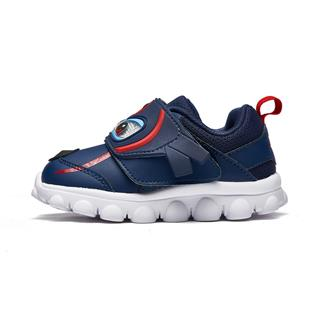 特步 专柜款 男女童跑鞋 2018秋季新品小童超级飞侠运动健康鞋682316612120