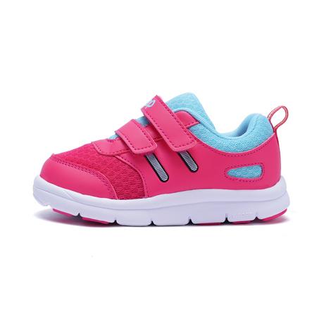 特步 小童健康鞋 秋季新款 1-3岁男童女童运动鞋软底宝宝鞋683316619607