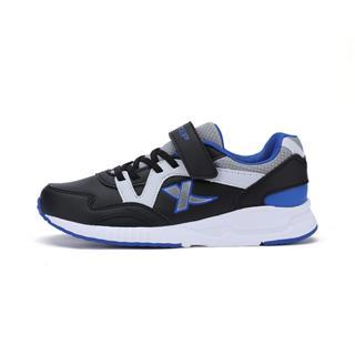 特步 男童休闲鞋 中大童潮流休闲舒适耐磨儿童运动鞋683315329957