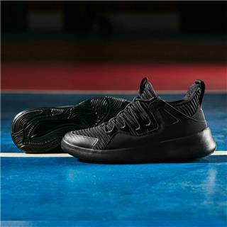特步 男子篮球鞋 秋冬新款中帮包裹减震耐磨舒适运动鞋982319129205