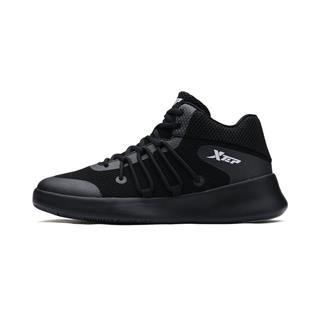 特步 男子篮球鞋夏季新款休闲多场地篮球文化鞋时尚舒适运动鞋982219129807