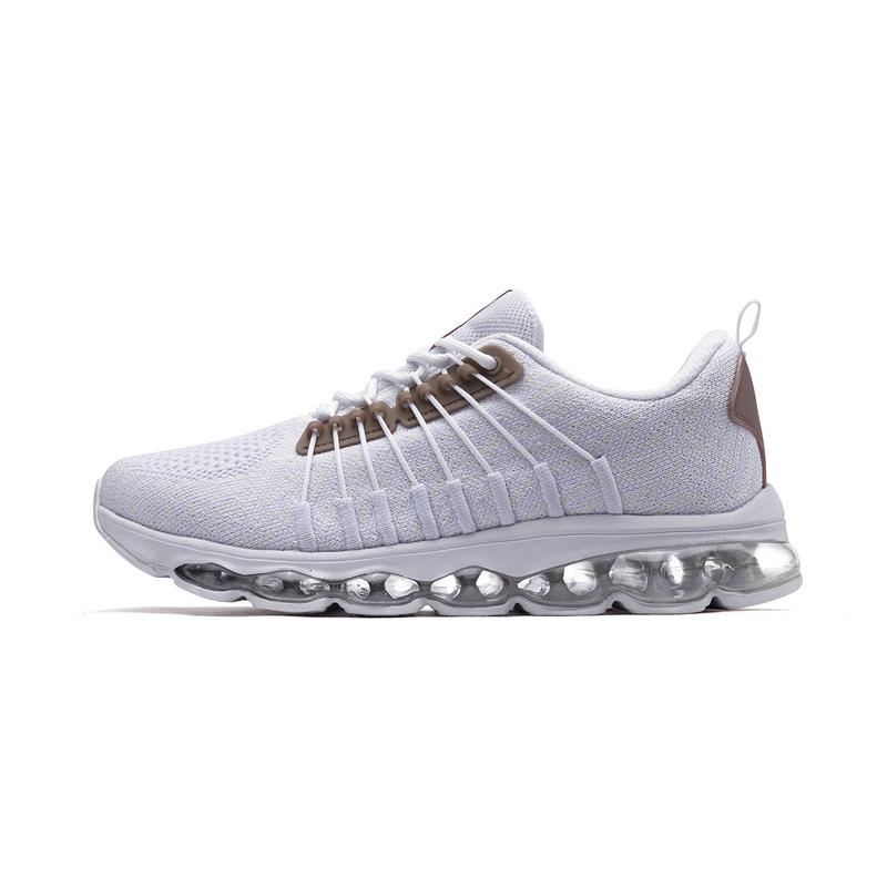 特步 专柜款 女子跑步鞋秋季新款轻便时尚潮流减震全掌气垫运动休闲鞋982318119199