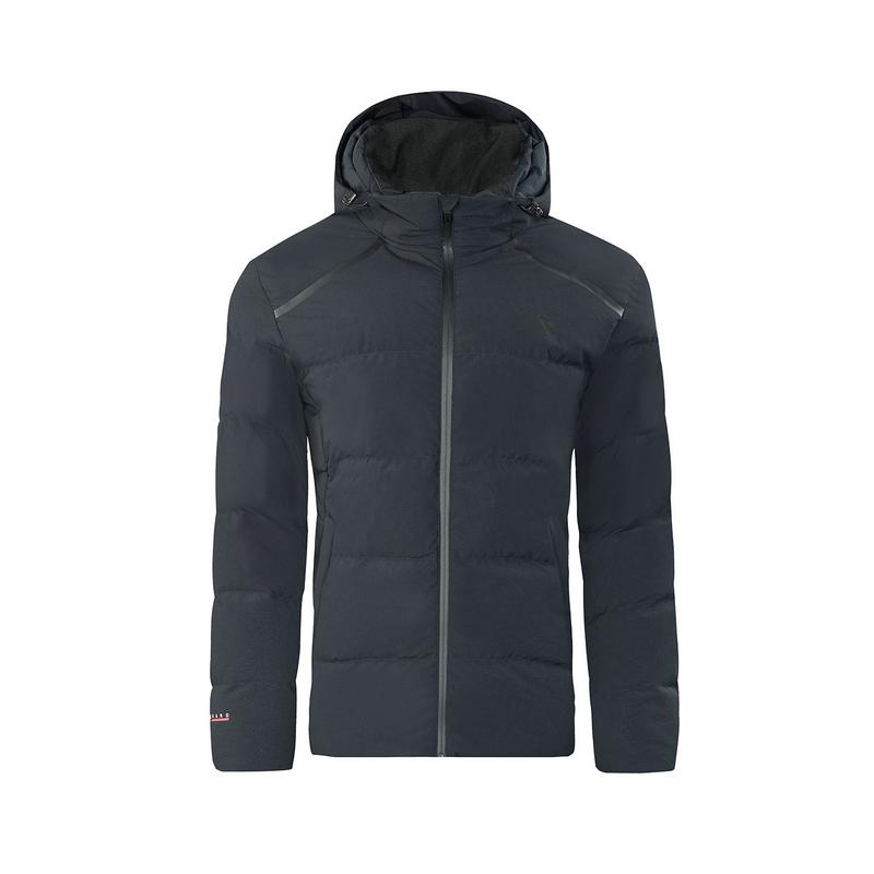 特步 专柜款 男子冬季保暖时尚百搭都市羽绒服982429190856