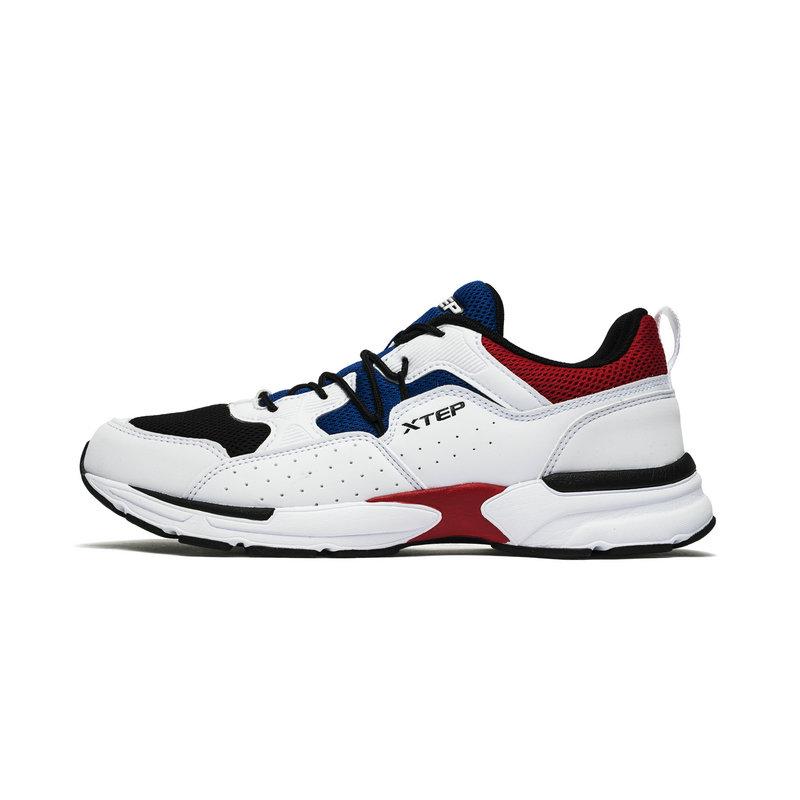 特步 专柜款  男子都市鞋 时尚舒适休闲鞋子982319392931