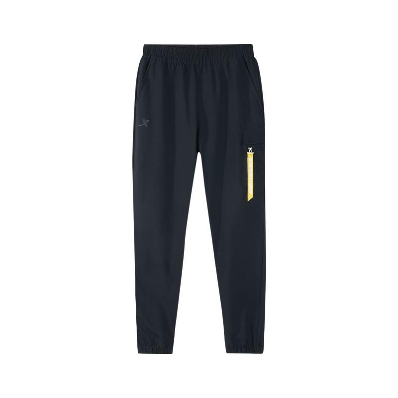 【变形金刚联名款】特步 专柜款 运动裤男裤新款卫裤同款982429560624