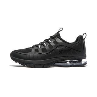 特步 专柜款 女子运动鞋2019春季冬季新款减震半掌气垫跑鞋981118110329