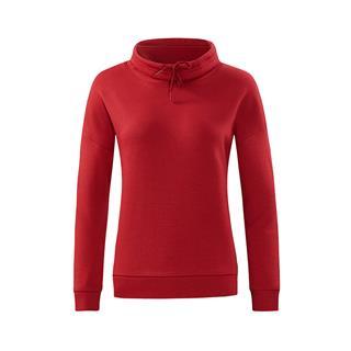 特步 女子卫衣 冬季新款时尚简约百搭舒适套头衫882428059218