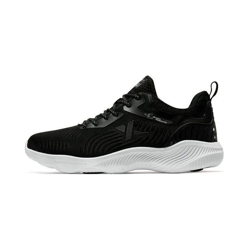特步 男子春季新款舒适大底运动时尚跑步鞋881119119058