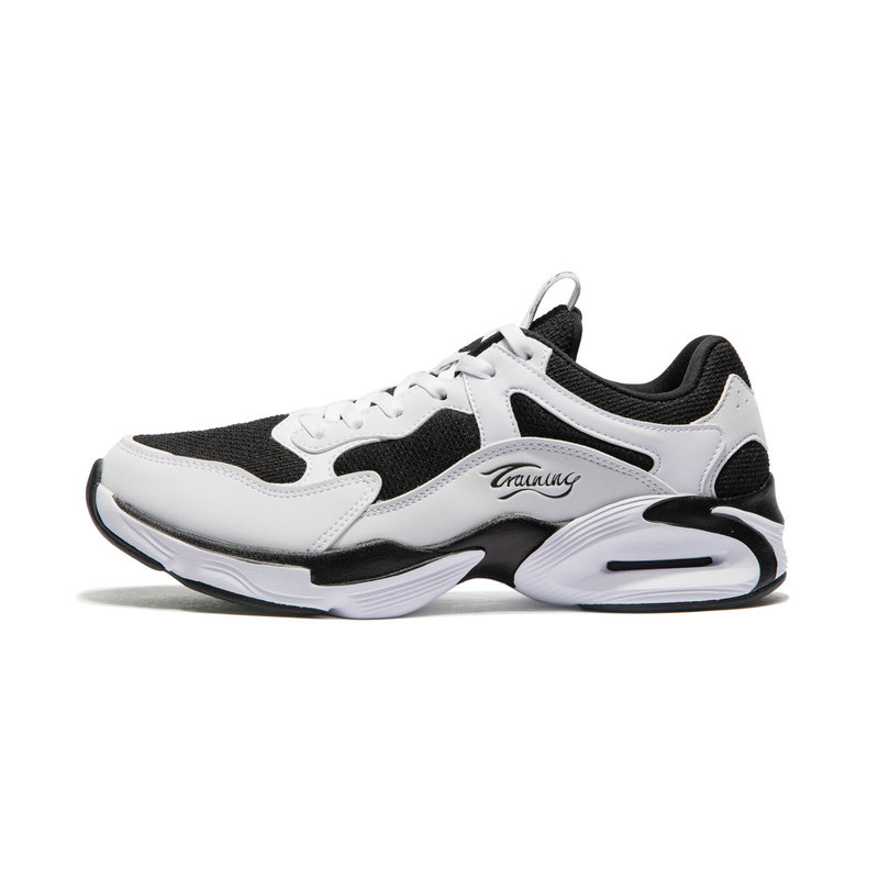 特步 专柜款 综训鞋女鞋2019年春夏休闲运动鞋舞蹈健身鞋981118520716