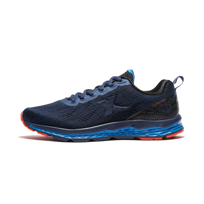 特步 专柜款 男子跑步鞋2019春季新款运动鞋网面跑鞋男士鞋子男休闲鞋981119110351