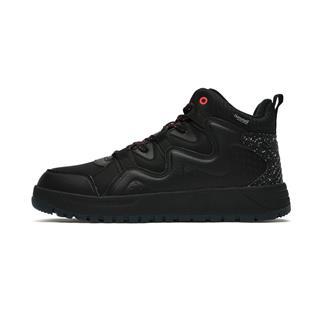 特步 专柜款 男子棉鞋 冬季新款保暖舒适高帮休闲运动鞋982419371071
