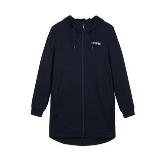 特步 专柜款 男子薄棉服 2018冬季新款休闲运动中长款男外套982429170386