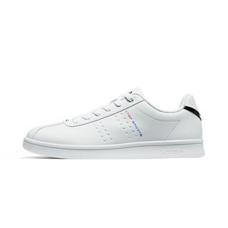 特步 男子春季新款时尚百搭纯色小白鞋板鞋881119319068