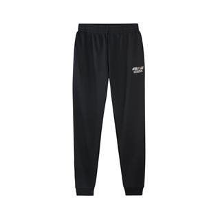 特步 专柜款 男子针织长裤 冬季新款时尚活力休闲小脚运动裤982429631519