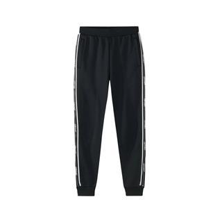 特步 专柜款 男子针织长裤 冬季新款时尚活力运动休闲针织裤982429631523