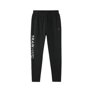 特步 专柜款 男子针织长裤 冬季新款时尚休闲运动长裤982429631584