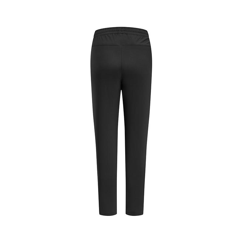 特步 女子春季新款健身运动舒适透气梭织单裤881128499117