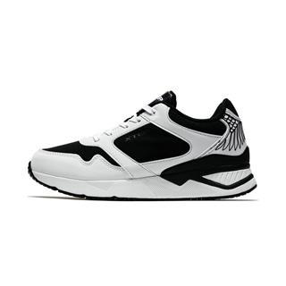 特步 专柜款 女子休闲鞋 2019春季新款休闲系带轻便运动鞋981118326877