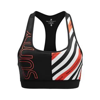 特步 女子春季新款时尚运动专业健身胸衣881128939001